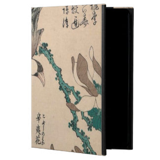 Hokusai Java Sparrow on Magnolia GalleryHD