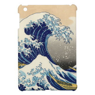 Hokusai The Great Wave iPad Mini Case