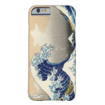 Hokusai The Great Wave iPhone 6 case (landscape)