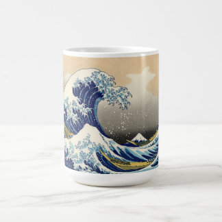 Hokusai The Great Wave Mug