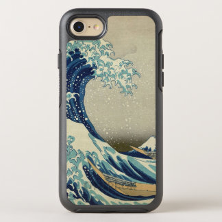 Hokusai The Great Wave off Kanagawa GalleryHD OtterBox Symmetry iPhone 8/7 Case