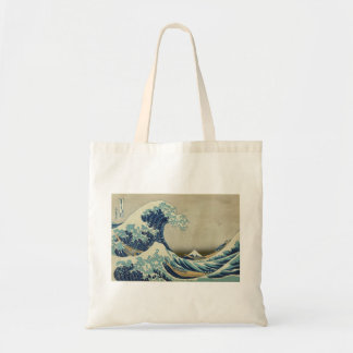 Hokusai - The Great Wave off Kanagawa Tote Bag