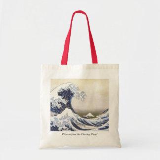 Hokusai's Great Wave Tote Bag