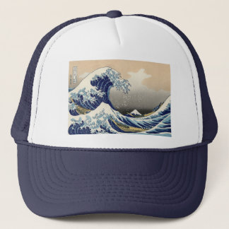 Hokusai's 'The Great Wave Off Kanagawa' Hat