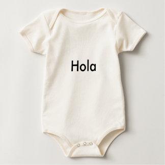 Hola Baby Bodysuit