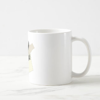 Hola Basic White Mug