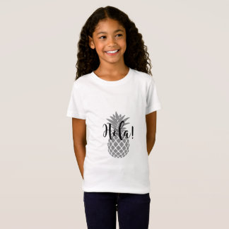 Hola! Pineapple T Shirt
