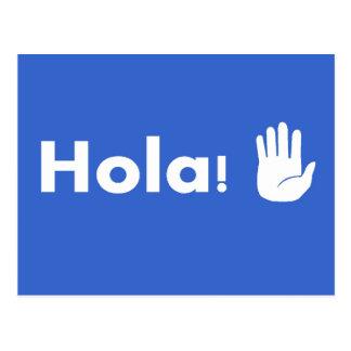 Hola Postcard