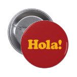 Hola! Spain Button