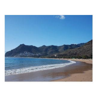 Hola Tenerife Postcard