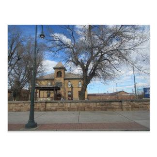 Holbrook, Az. Courthouse Postcard