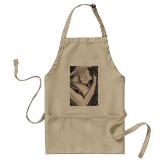 Hold Me Tight apron