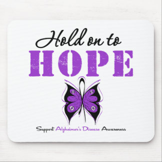 Hold On to HOPE Alzheimer s Disease Mouse Pads