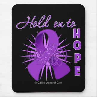 Hold on To Hope - Alzheimers Disease Mousepad