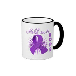 Hold on To Hope - Alzheimers Disease Coffee Mug