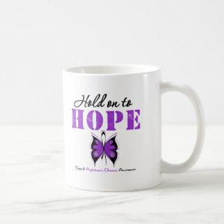 Hold On to HOPE Alzheimer's Disease Mugs