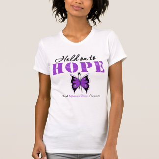 Hold On to HOPE Alzheimer's Disease T-shirt