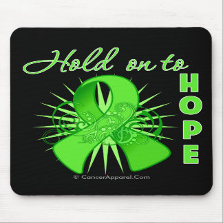 Hold on To Hope - Lyme Disease Mouse Pads