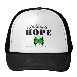 Hold On To Hope Traumatic Brain Injury Hat