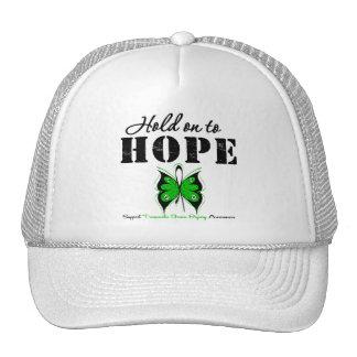 Hold On To Hope Traumatic Brain Injury Mesh Hats