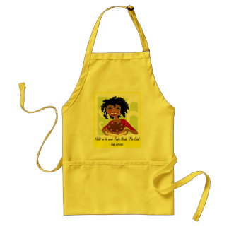 Hold on to your Taste Buds Standard Apron