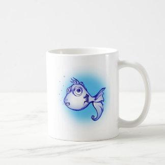 Hold your breath / Hold pusten Coffee Mug