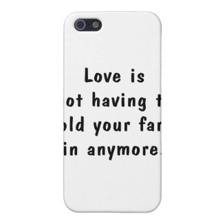 Hold Your Farts iPhone 5/5S Case