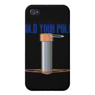 Hold Your Pole Cover For iPhone 4