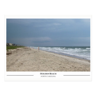 Holden Beach North Carolina Postcard