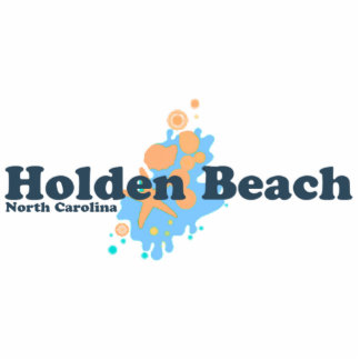 Holden Beach. Photo Cut Outs