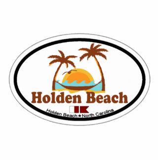 Holden Beach. Photo Cut Out