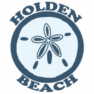 Holden Beach. Photo Cutout