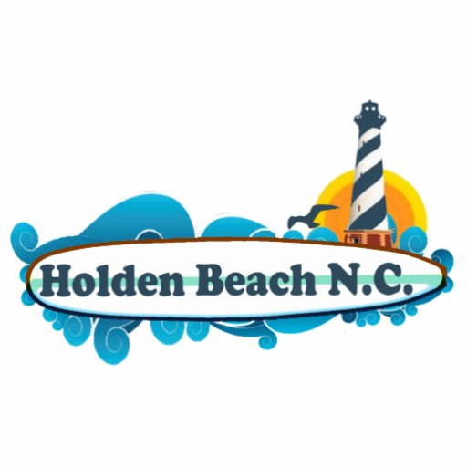 Holden Beach. Cut Outs