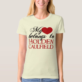Holden Caulfield Love T-Shirt