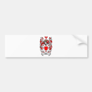 HOLDEN FAMILY CREST -  HOLDEN COAT OF ARMS BUMPER STICKER