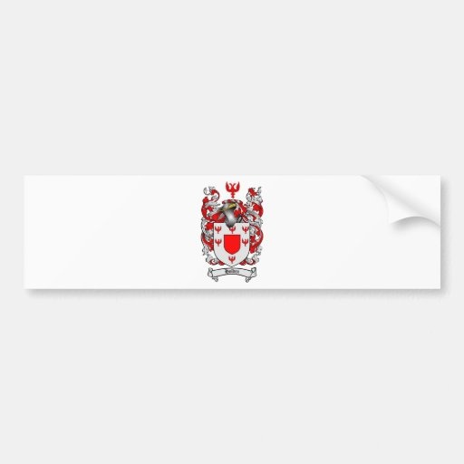 HOLDEN FAMILY CREST -  HOLDEN COAT OF ARMS BUMPER STICKERS