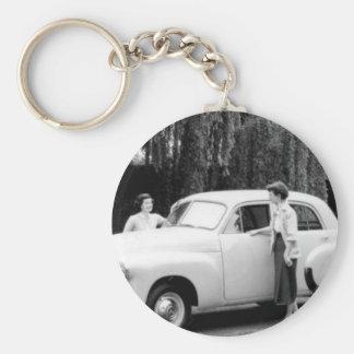 Holden FJ Key Chain
