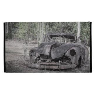 Holden FJ Ute Car Lives Forever iPad Folio Case