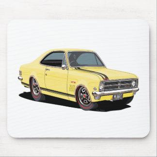 Holden HG Monaro - Munro Mouse Pad
