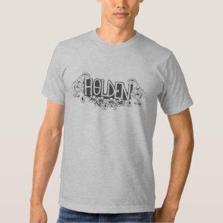 Holden logo (light) tee shirts