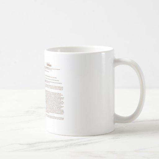 Holden (meaning) mug