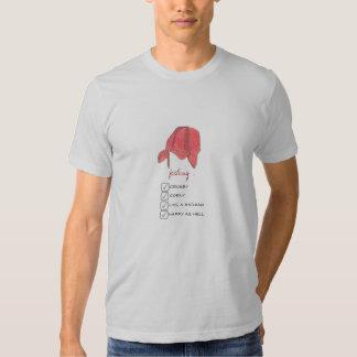 Holdenisms shirt - feeling...