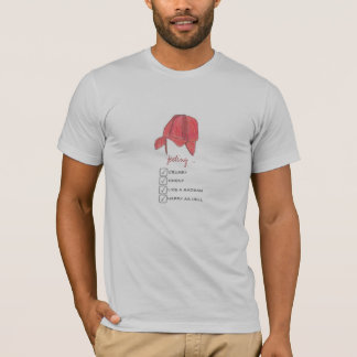 Holdenisms shirt - feeling...