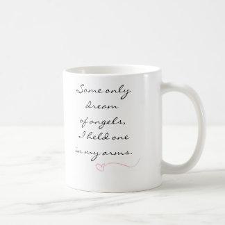 Holding Angels Mug