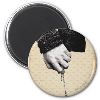Holding hands with Horcrux 6 Cm Round Magnet