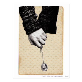 Holding hands with Horcrux Postcard