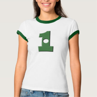 Hole in 1 tee shirts