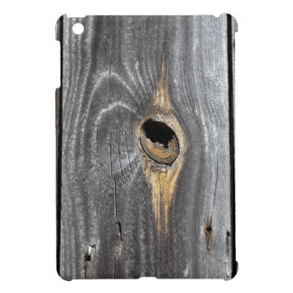 hole in fence cover for the iPad mini