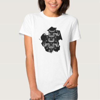 Hole in my chest tshirt