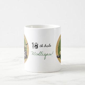 Hole in One - Golf Classic White Coffee Mug